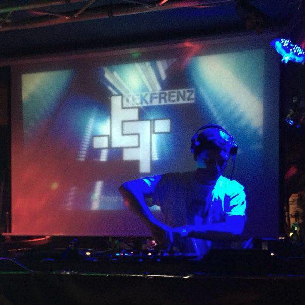 Disco Live Dj Tekfrenz